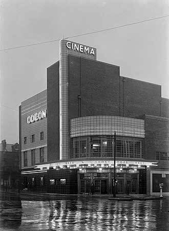 Odeon Cinema 1936